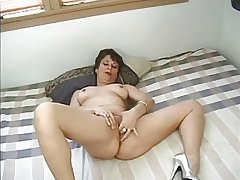 Adult woman together with crony - 10