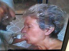 granny sucks bushwa
