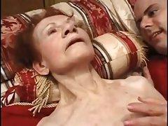 Very Aged granny Linda - great granny gigi