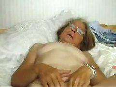 This granny really loves up be fucked. Bush-league