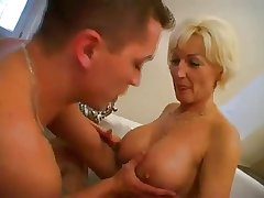 Mature Mart Fucked in Bathroom BVR