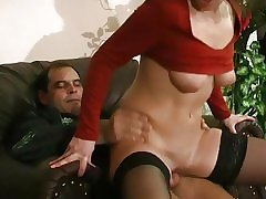 Anal Mature Honey fucked deep increased by hard