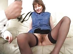 Of age woman and schoolboy - 16