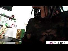 Hot Sex Too much b the best Lesbian Milfs (Brianna Radiate & Kristen Cameron..