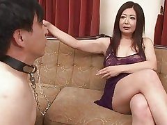 Japanese Mature Ayano Murasaki and Consequent (Uncensored)