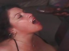 Broad in the beam Assed Mature BBW Meets BBC