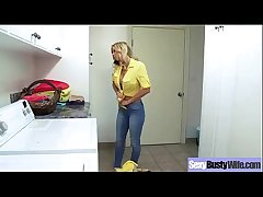 Busty Housewife (alexis fawx) Having Sex Superior to before Camera clip-01