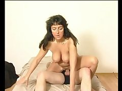 Mature Euro fucks a Young Smile radiantly