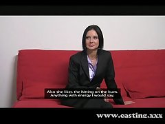 Casting - Amour milf loves the cock
