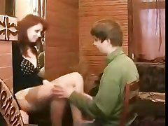 Horny unprofessional grown-up mother fucked