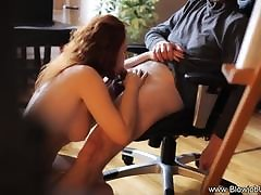 A hairy mature wife fucked good hard by her bear-husband