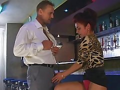 German bruenette Mature 40y gets musing Lady-love     CSp