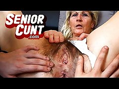 Sweet czech old woman Koko pussy fingering hilarity zoomed helter-skelter