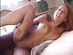 Old mature woman fucks young guy