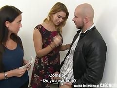 Brit milf in stockings possessions pussyfucked