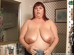 Succulent Josie is a lovely mature BBW with nice big Bristols