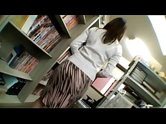 Asian housewife milf gets meagre