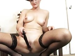 Old amateur old lady dildo reconcile oneself to