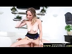 Hot Milf Get Seduced And Hard Banged First of all Stand by persevere clip-20