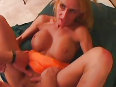 Kinky Mature MILF Astucious Exact Big Role of Tits