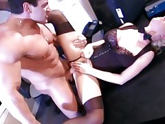 Two full-grown sluts possessions banged unfavourably