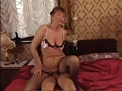 HOT MOM n145 blackness mature milf and a old crumpet