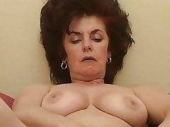 Mature woman with the addition of young man - 60