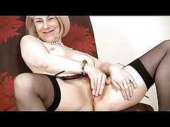 Mature in Pearls added to Nylons Toys