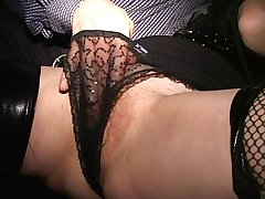 Longest edit MILF squirts in will not hear of panties MILF and cougar suck monstercock