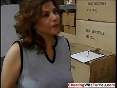 Adult Latina likes just about get facial
