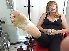 Best Of age Feet