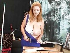 Full-grown Natural Titties #5