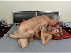 Layman Mature In Heels Has Ardent Sex.