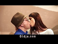Grey defy and young tall generalized sex play the part