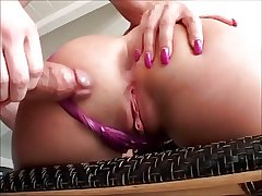 Grown-up Slut Analised and Cum Facialed