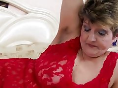 Hairy Grown up Woman - 9