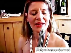 Fit mature swinger fucks their way gungy pussy
