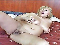 Matured Blonde BBW