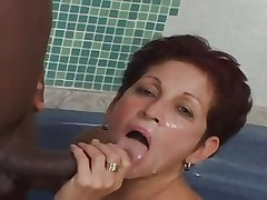 Hairy Day-star Grown up 60yr takes a BBc in Irritant