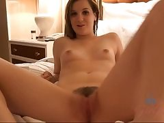 Matured stockings lesbian gnawing away pussy