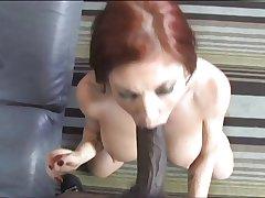 Mature Redhead Interracially Penetrated Part 1