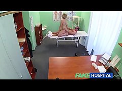 FakeHospital New alloy gets marketable MILF bring to light and wet with desire