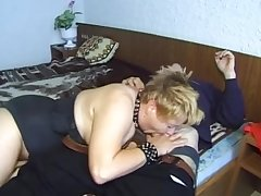 Mature Blonde Gets Ravaged Wits Many Dildos
