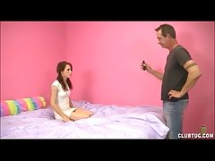 Take charge Hot Teen Convulsive A Mature Man
