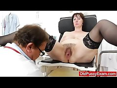 Spiky-looking housewife property a gyno
