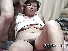 Homemade Mature Asian Cpl Love almost Turtle-dove (Uncensored)