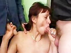 Russian Filth Grown up And Many Dicks