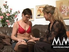 MMV Films Pierced mature get hitched gets cock