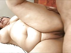 Heavy Butt Latin Mature - 102