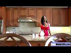(veronica rayne) X-rated Big Juggs Wife Cherish Intercorse video-29